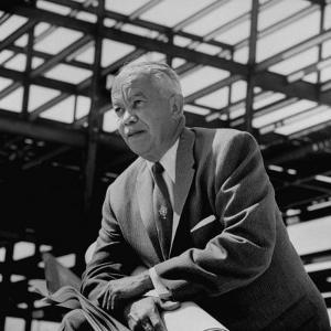Architect Paul R. Williams by Allan Grant