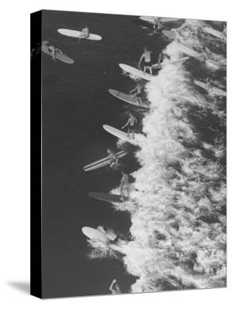 Surf Riders Surfing