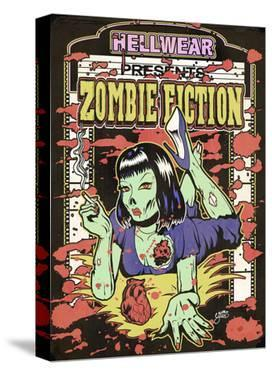 Zombie Fiction by Allan Graves