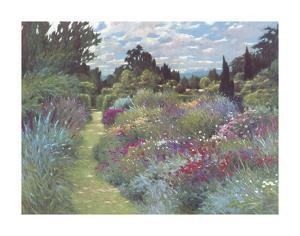 May Garden by Allan Myndzak