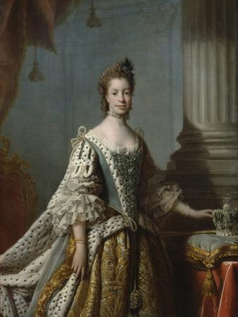 Charlotte Sophia of Mecklenburg-Strelitz, 1762