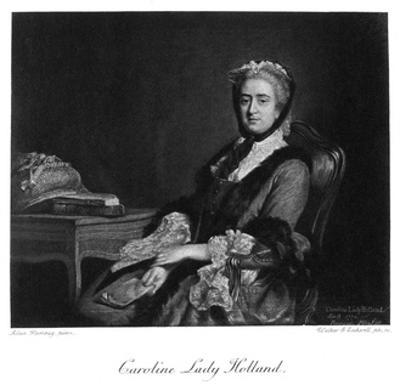 Georgiana Lady Holland