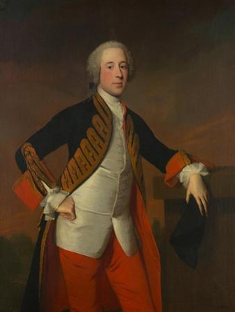 Portrait of a Gentleman, 1745