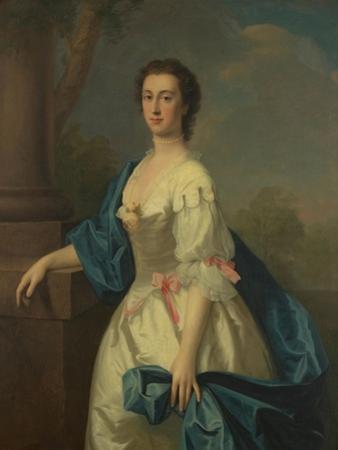 Portrait of a Lady, C.1744