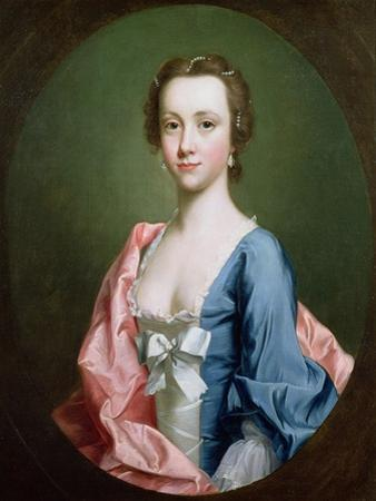 Portrait of a Lady, Traditionally Said to Be Jenny Cameron of Lochiel