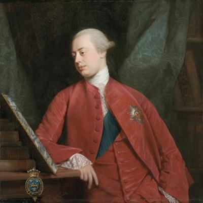 Portrait of Frederick, Lord North K. G., Later 2nd Earl of Guildford