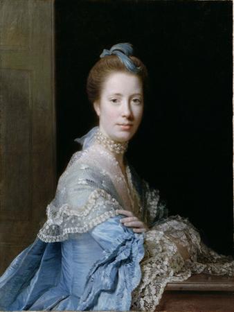 Portrait of Jean Abercromby, Mrs Morison of Haddo
