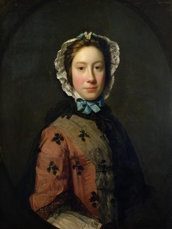 Rosamond Sargent, Nee Chambers, 1749