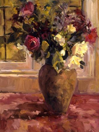 Flower Vase In the Window