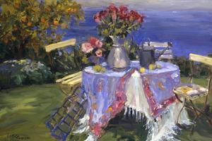Garden Over the Sea by Allayn Stevens