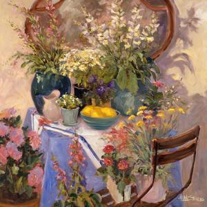 Mirror Flowers by Allayn Stevens