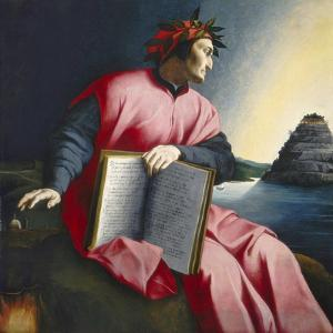 Allegorical Portrait of Dante, Late 16th Century