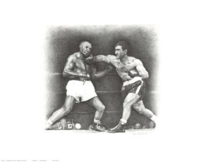Rocky Marciano: the Punch