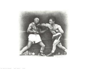 Rocky Marciano: the Punch by Allen Friedlander