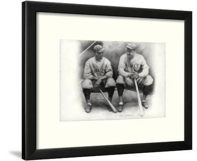 Ruth & Gehrig by Allen Friedlander