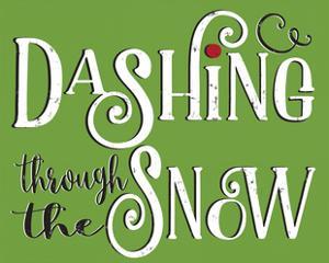 Dashing Through the Snow by Alli Rogosich