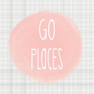Go Places - Blush Pink
