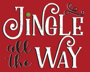Jingle All the Way by Alli Rogosich