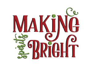 Making Spirits Bright by Alli Rogosich