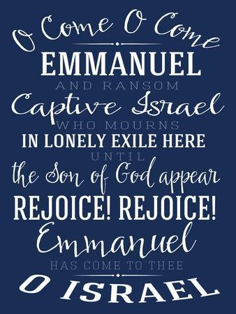 O Come Emmanuel Navy