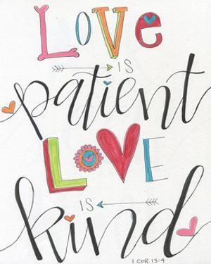 Patient and Kind by Alli Rogosich