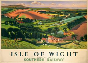 Isle of Wight,SR, c.1946 by Allinson