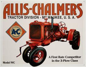 Allis Chalmers Model U