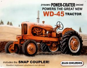 WD45 by Allis Chalmers