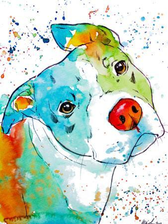 Color Pop Pup by Allison Gray