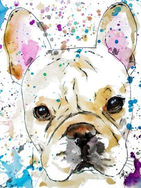French Bulldog by Allison Gray