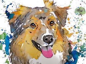 Happy Aussie by Allison Gray