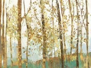 Abstract Forest by Allison Pearce