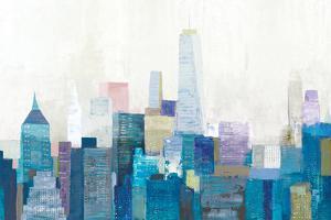 City Life II by Allison Pearce