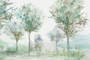 Delicate Landscape by Allison Pearce