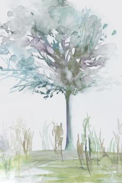 Growing Teal II by Allison Pearce