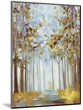 Walking Throug Gold by Allison Pearce