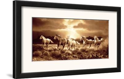 Desert Run by Alma Lee