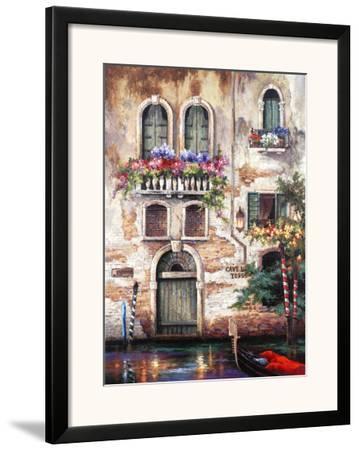 Door to Italy by Alma Lee