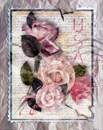 Love Letter Roses by Alma Lee