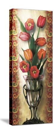 Paisley Tulip by Alma Lee