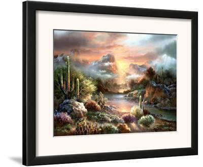Sunset Splendor by Alma Lee
