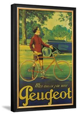 Cycles Peugeot by Almery Lobel-riche