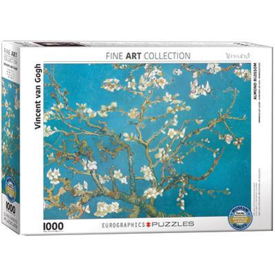 Almond Blossom by Vincent van Gogh 1000 Piece Puzzle