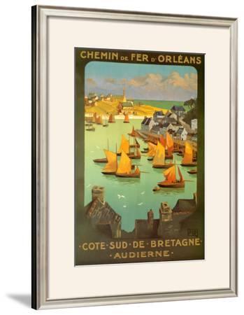 Chemi De Fer Dorleans by Alo (Charles-Jean Hallo)