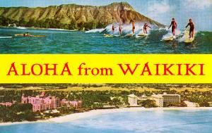 Aloha from Waikiki, Hawaii