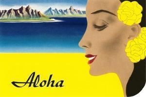 Aloha, Island Maiden