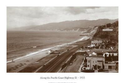 Along the Pacific Coast Highway II, California, 1933