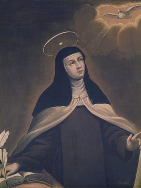 St. Teresa of Avila by Alonso Del Arco
