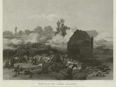 Battle of Long Island, 1776