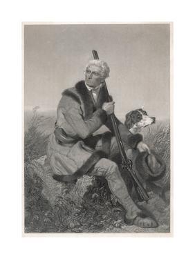 Daniel Boone by Alonzo Chappel